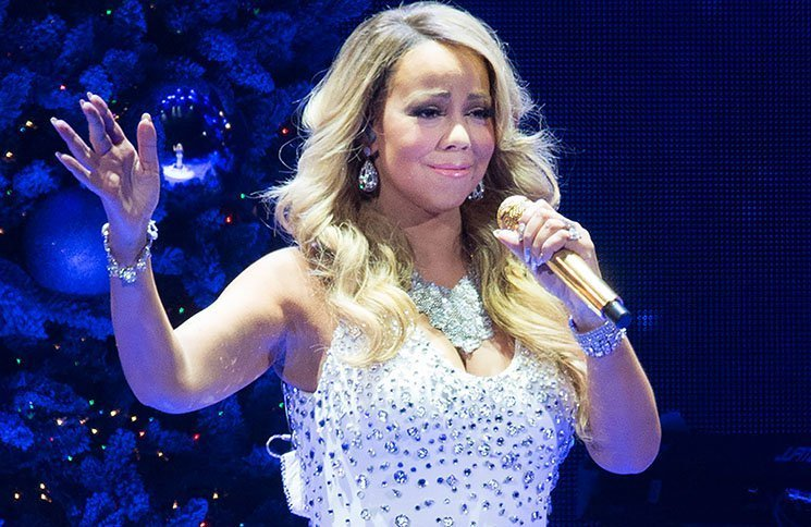 """Mariah Carey: """"All I Want For Christmas""""…sind Chips?"""