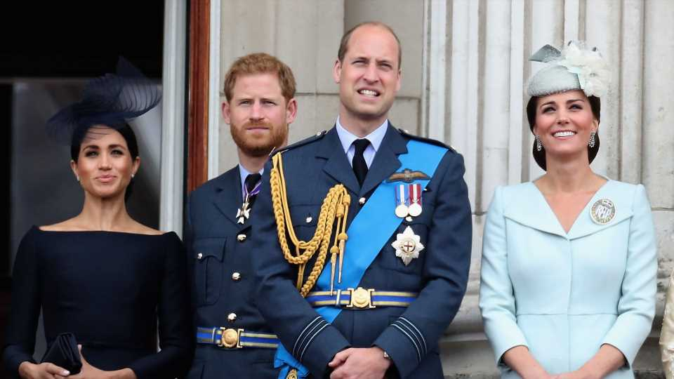 Royal-Zoff: Ging William Harry & Meghans Liebe zu schnell?