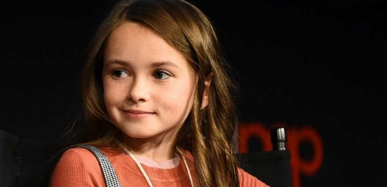 """Hat """"The Walking Dead""""-Cailey (12) Angst vor den TV-Zombies?"""