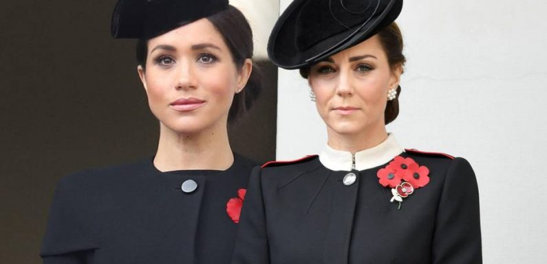 """Meghan + Catherine: """"Remembrance Day""""-Looks im Vergleich"""