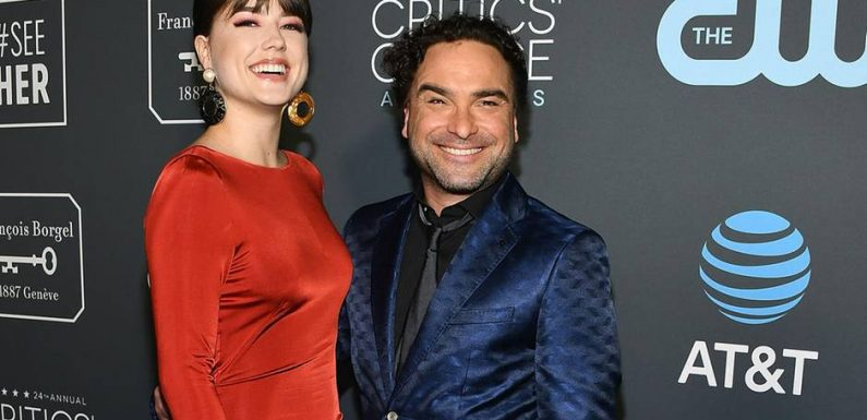 "Johnny Galecki: ""The Big Bang Theory""-Star ist Vater geworden"