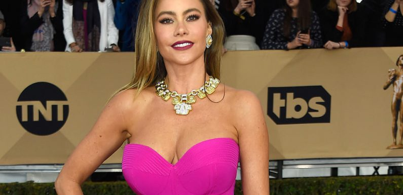 Sofía Vergara begeistert mit Throwback-Fotos