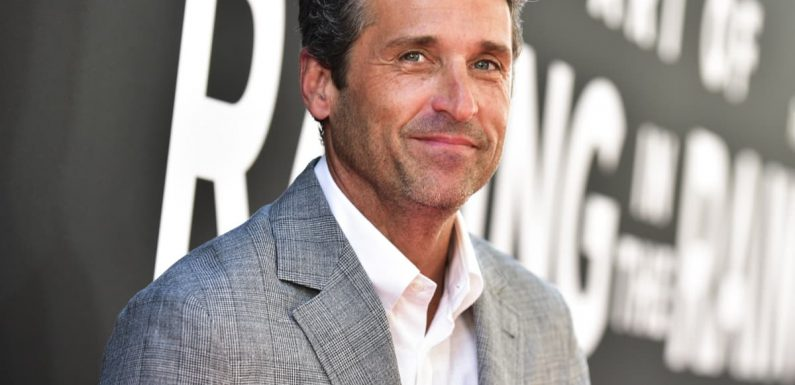 """Grey's Anatomy"": So lange bleibt Patrick Dempsey in Staffel 17"