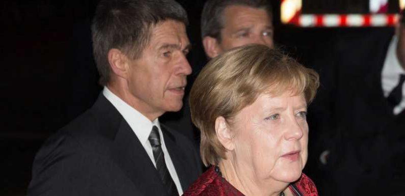 Angela Merkel: Die bittere Wahrheit über ihren Ehemann   InTouch