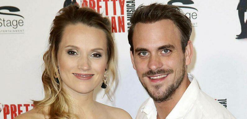 Anna Hofbauer und Marc Barthel haben heimlich geheiratet