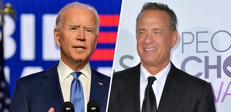 'Celebrating America': Diese Stars kommen zu Joe Bidens Amtseinführung
