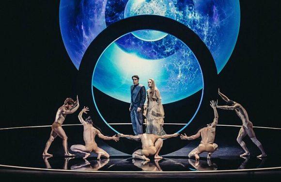 Abramovic inszeniert Debussy-Oper: Drei Köpfe, eine harmonische Idee
