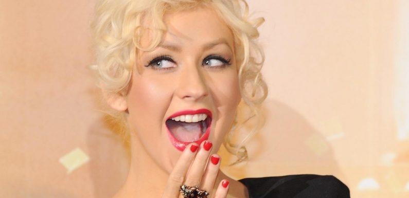 Christina Aguileras Latex-Fummel begeistert alle