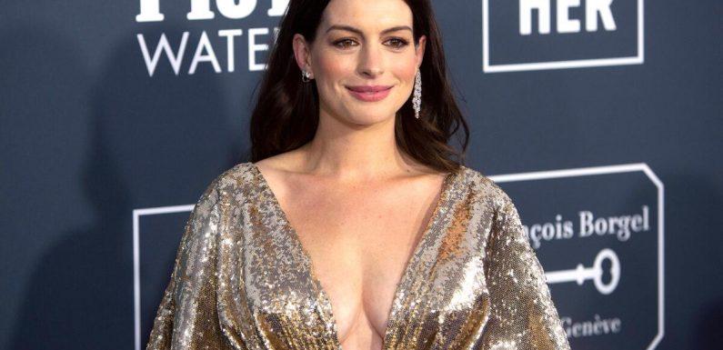 Anne Hathaway verrät, warum sie ihren Namen nicht mag