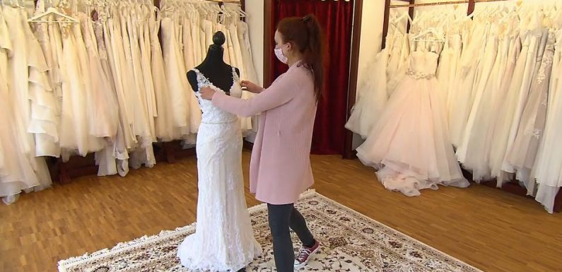 Secondhand-Brautkleider aus Kassel: Zweite Chance für Tüll und Glitzer