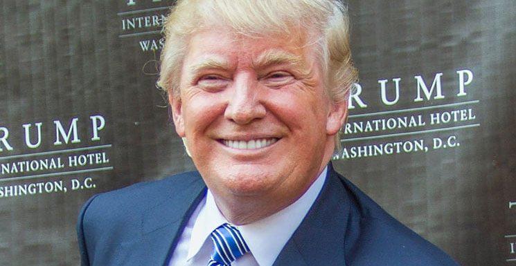 Donald Trump: Sie meint, Amerika hat ihn gebraucht!