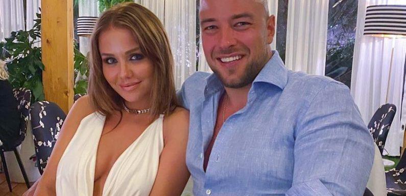 Kim Gloss: Emotionale Liebesbekundung an ihren Verlobten Alexander Beliaikin