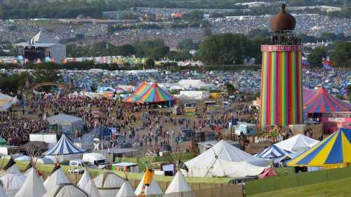 Legendäres Glastonbury-Festival erneut abgesagt