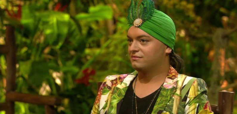 """Dschungelshow 2021: Erster Dschungel-Talk bei """"Clubhouse"""" mit Julian F.M. Stoeckel"""