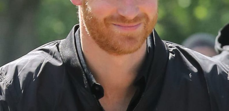 Prinz Harry soll jetzt lange Haare haben
