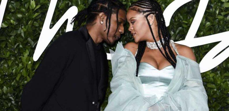 Das hält Rihannas Familie von ihrer Beziehung mit A$AP Rocky