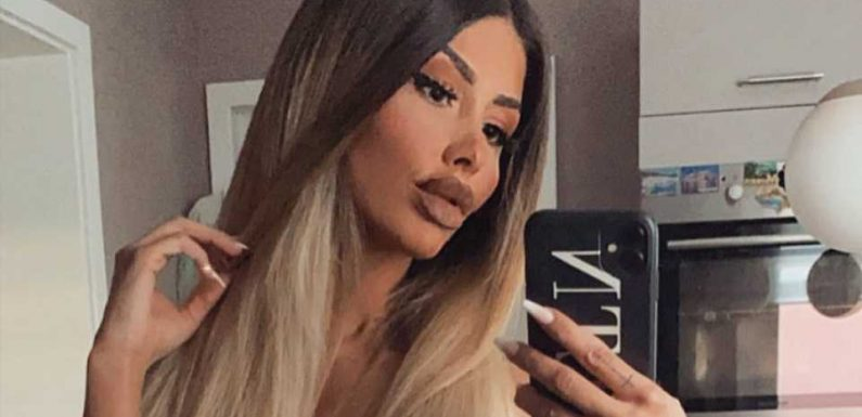 "Christina Dimitriou will Dschungel-Konkurrenz ""rasieren""!"