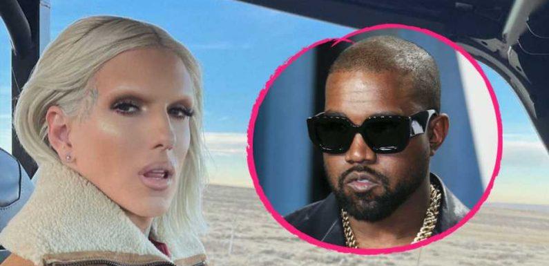 Kein Sex mit Kanye: Jeffree Star verneint Affärengerüchte