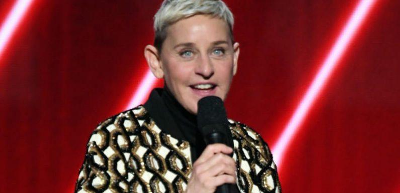 Ellen DeGeneres über ihren Kampf gegen das Coronavirus