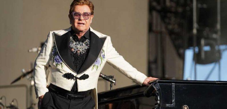 """""""Lieber umbringen"""": Elton John hat keine Lust auf seine Hits"""