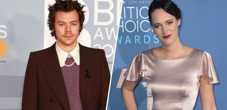 "Harry Styles: Neues Musikvideo mit ""Fleabag""-Star Phoebe Waller-Bridge"