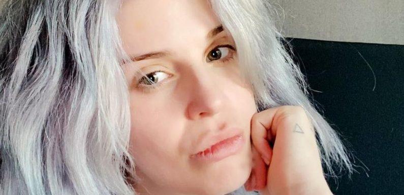 Selbstliebe: Kelly Osbourne mag sich endlich auch ohne Make-up