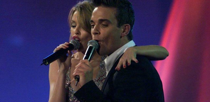 Robbie Williams: Neuer Song mit Kylie Minogue