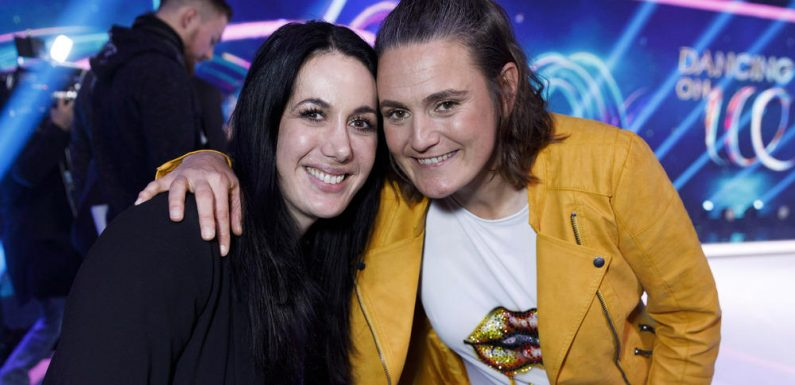 Ehefrau von Nadine Angerer: Verdacht auf Gebärmutterhalskrebs