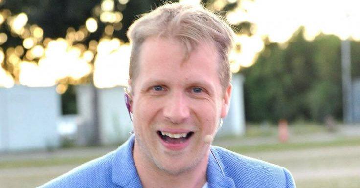 Vater: Oliver Pochers Aufgaben als Vater sind überschaubar