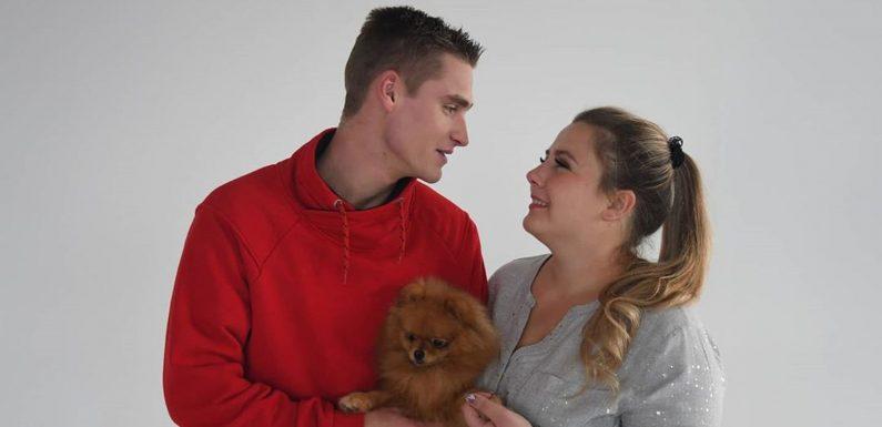 Endlich schwanger: Sarafina und Peter wollten nie aufgeben