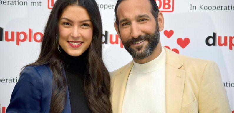 Kugelrund: Rebecca Mir gibt ihren Fans ein Babybauch-Update