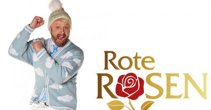 """Ross Antony: """"Rote Rosen"""": Ross Antony spielt einen waghalsigen Wettermann"""