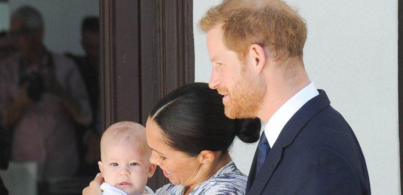 Herzogin Meghan: Große Sorge um die Gesundheit von Baby Archie   InTouch