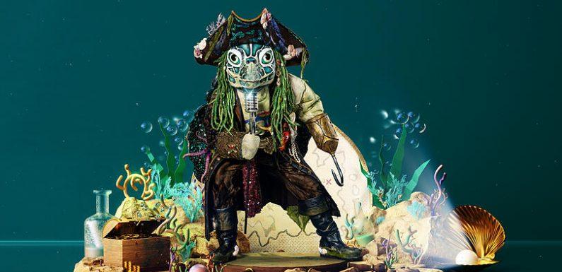 Welcher Promi ist die Schildkröte bei 'The Masked Singer' 2021?