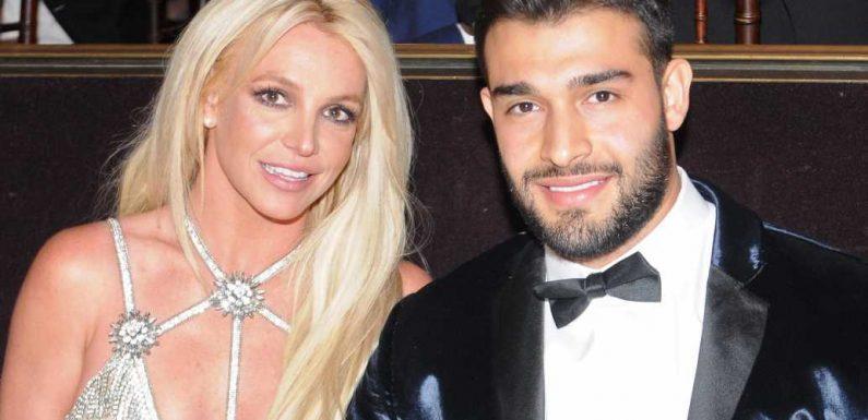 Karriere-Chance: Britney Spears' Freund Sam Asghari zieht neuen Modelvertrag an Land