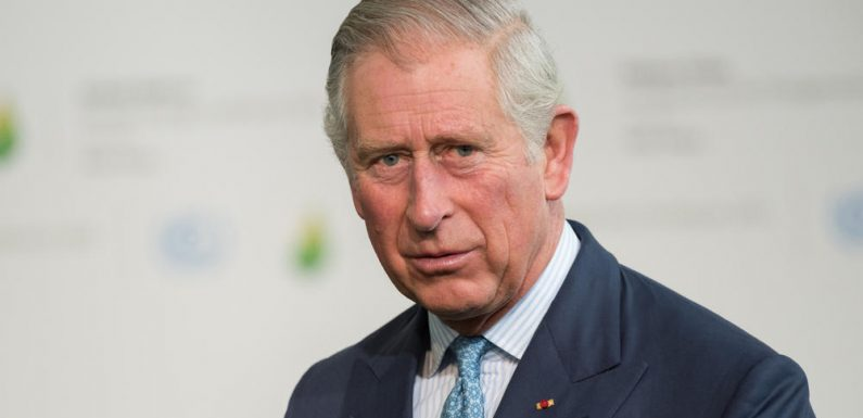 Prinz Charles wird für seinen Klinikbesuch bei Prinz Philip kritisiert