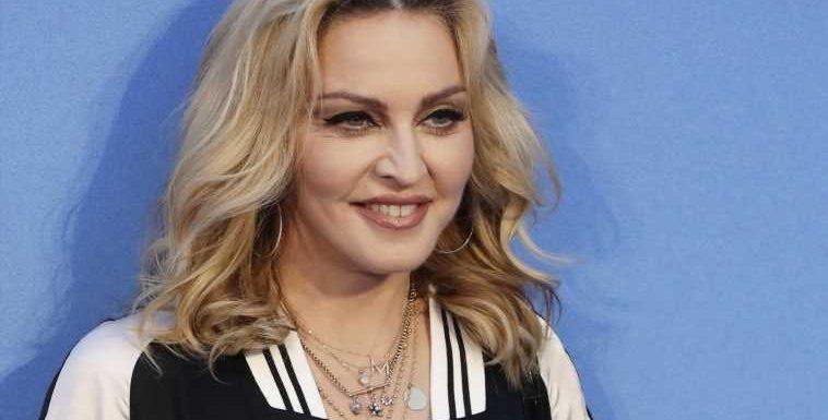 Huch, nur ein Filter? Wie sieht Madonna denn neuerdings aus?