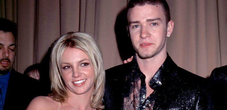 Ungesehene Liebes-Aufnahmen von Britney Spears und Justin Timberlake