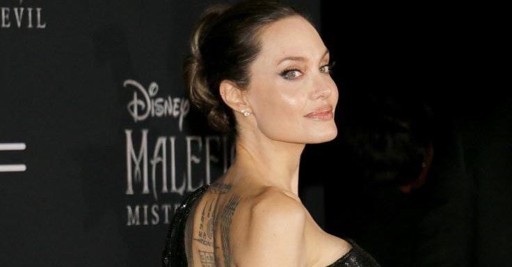 """Scheidung: Angelina Jolie: """"Die letzten Jahre waren ziemlich hart"""""""