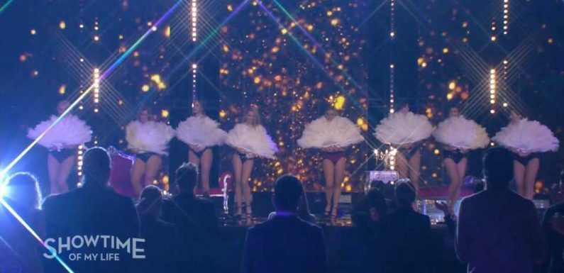 Showtime of my Life –Stars gegen Krebs: Die Frauen ziehen bei ihrem großen Auftritt blank