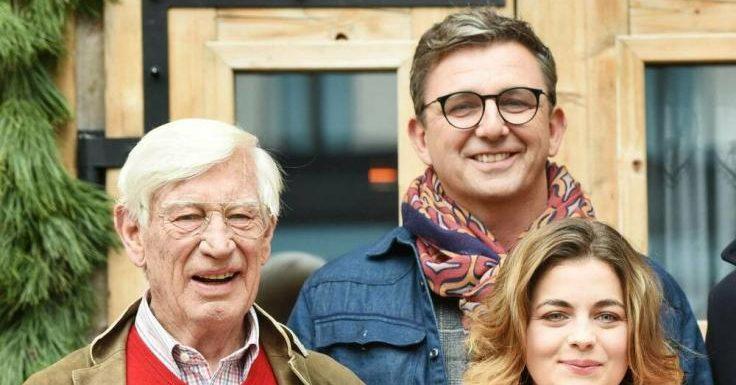 """Siegfried Rauch: Hans Sigl erinnert an seinen """"Bergdoktor""""-Kollegen Siegfried Rauch"""