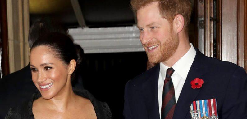 Herzogin Meghan ist schwanger!