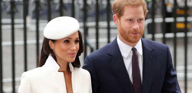 Fiese Forderung? Meghan und Harry sollen Herzogtitel abgeben