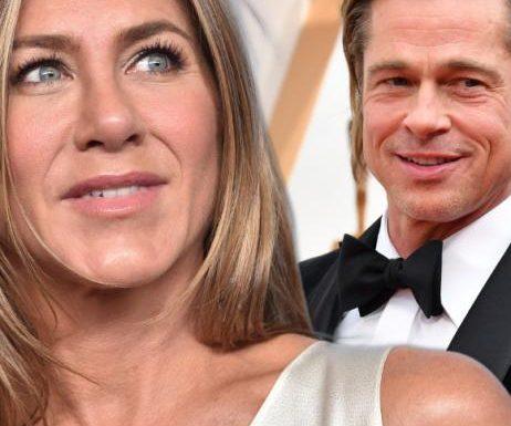 Jennifer Aniston & Brad Pitt: Liebes-Sensation