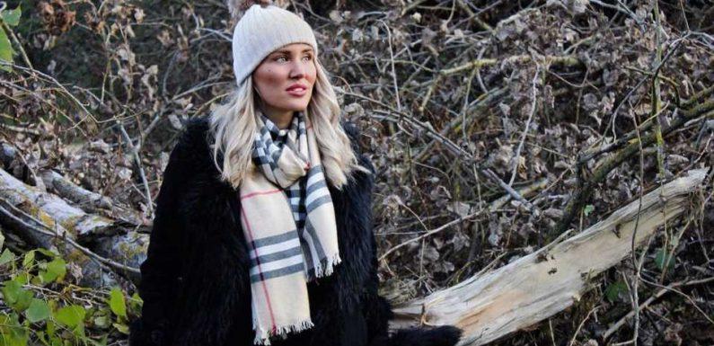 Fast Geburt eingeleitet: Julia Prokopys Blutdruck beunruhigt