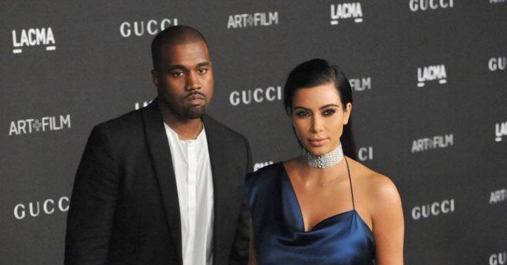 Scheidung: Kim Kardashian hat die Scheidung von Kanye West eingereicht