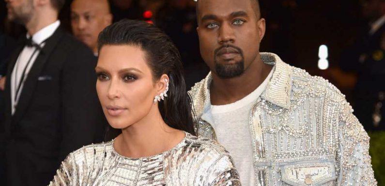 Trotz Scheidung: Kanye möchte weiter für die Kinder da sein
