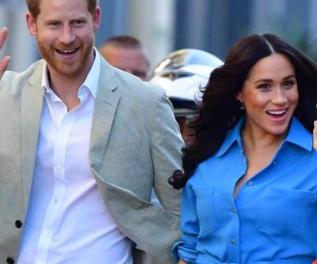 Herzogin Meghan & Prinz Harry: Offiziell! Endgültiges Royal-Aus