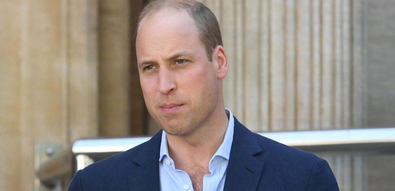 Prinz William spendet Geld an Familien