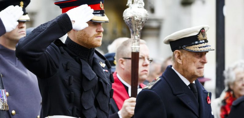 Wegen Prinz Philip: Prinz Harry soll sich auf Notfall vorbereiten